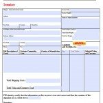 Free DHL Commercial Invoice Template Excel PDF Word Doc - Commercial invoice template dhl