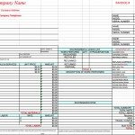 Free HVAC Invoice Template Excel PDF Word Doc - Hvac invoices templates