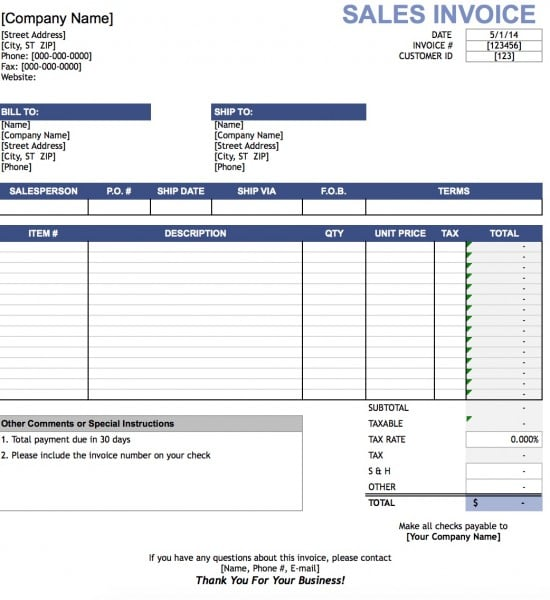 sales-invoice-template-microsoft-excel